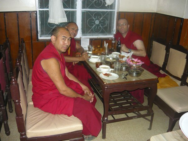 Dinner at Lhasa Kitchen